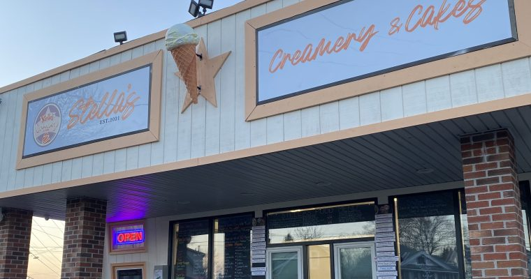 Stella's Creamery & Cakes, Schenectady