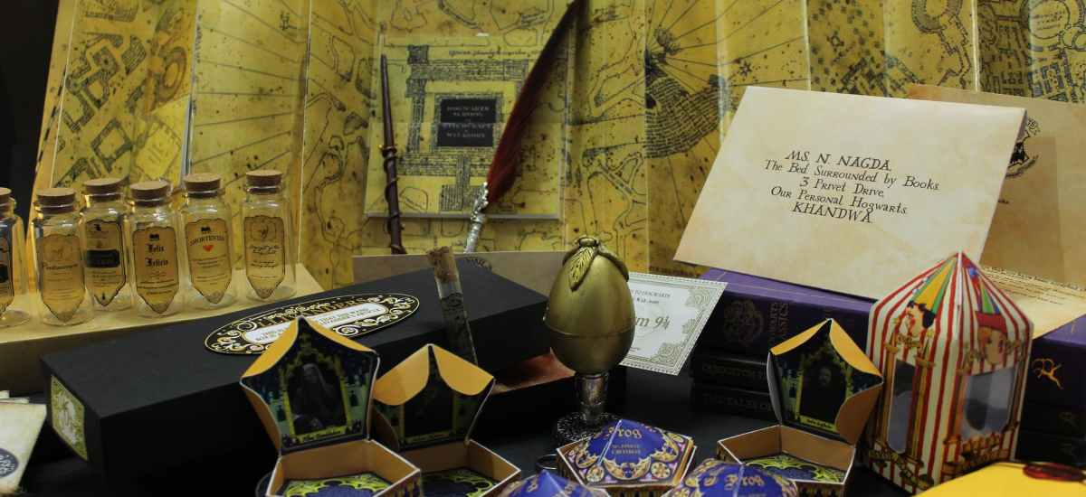 Largest Harry Potter Store Opening in NYC