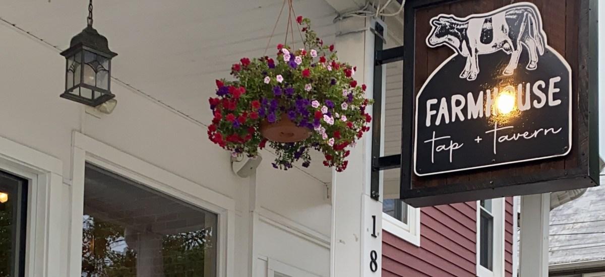 Farmhouse Tap + Tavern, Altamont