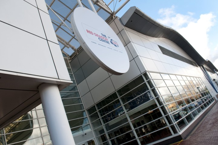 the red dragon centre - visit cardiff
