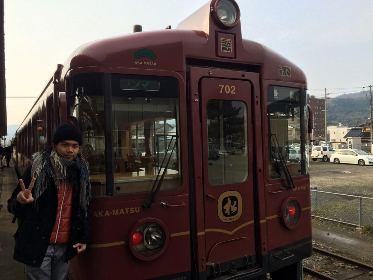 Kereta Akamaru, Tango Railway