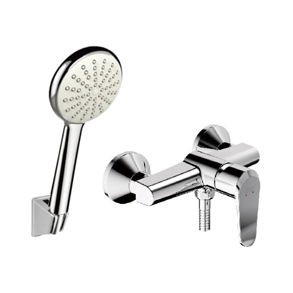 american standard china neo modern exposed shower only faucet