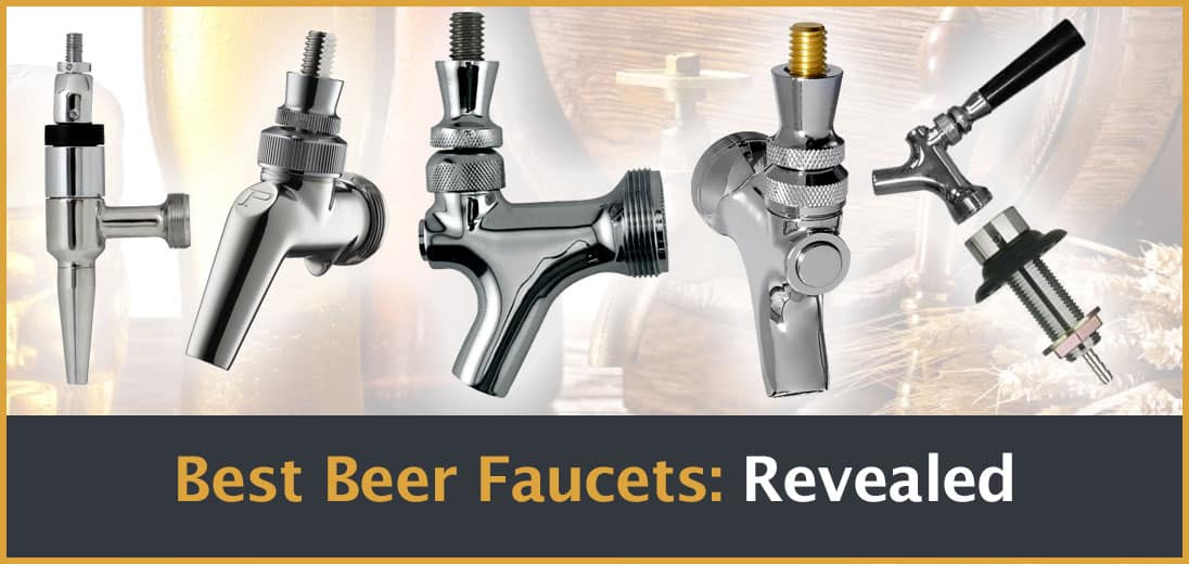 best beer faucets taps for smooth pouring