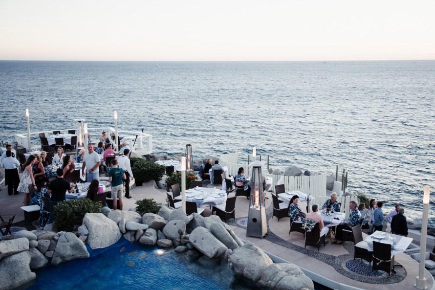 Sunset Monalisa Cabo restaurant