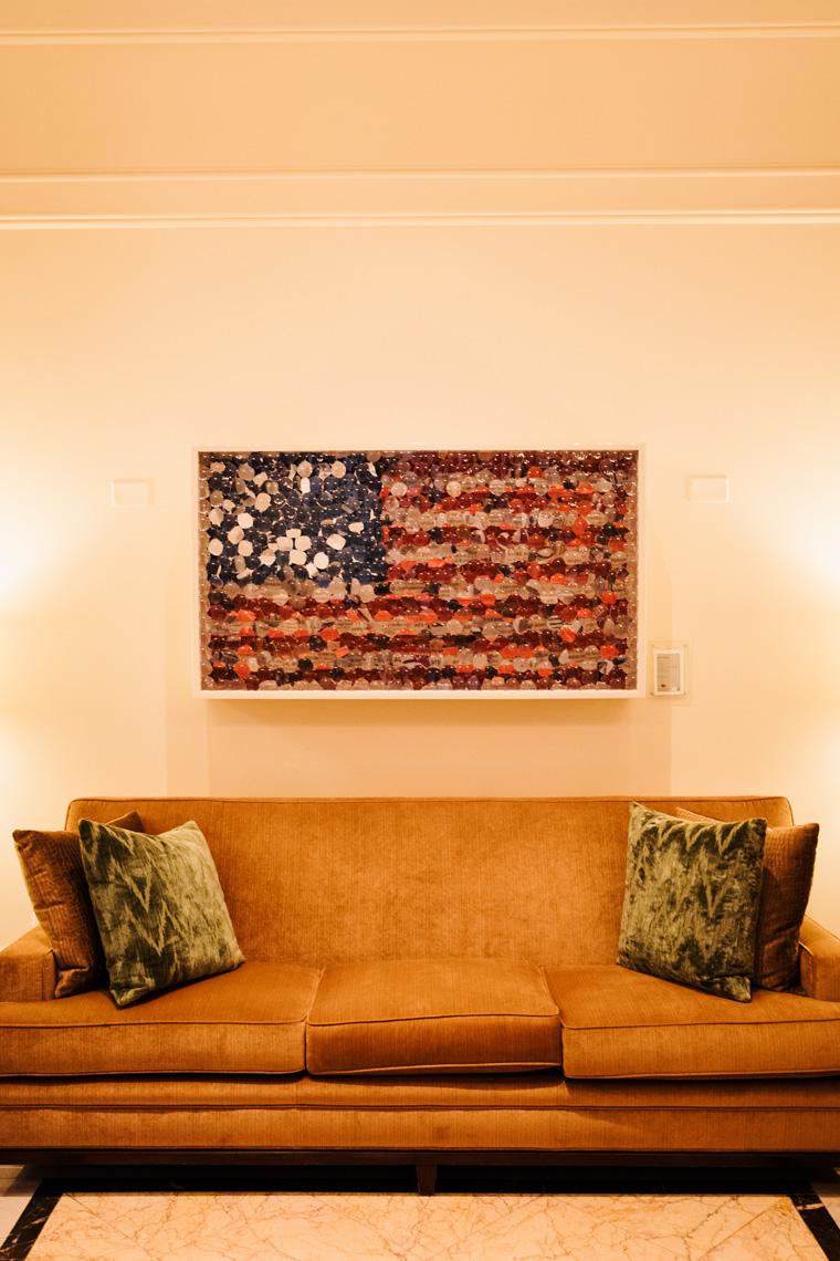 Conrad Indianapolis couch