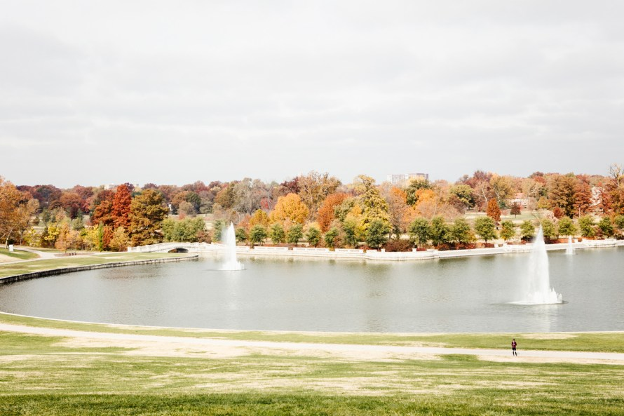 Forest Park fountains