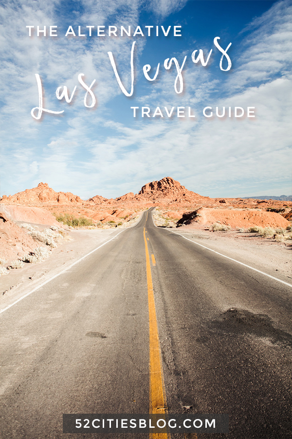 The Alternative Las Vegas travel guide