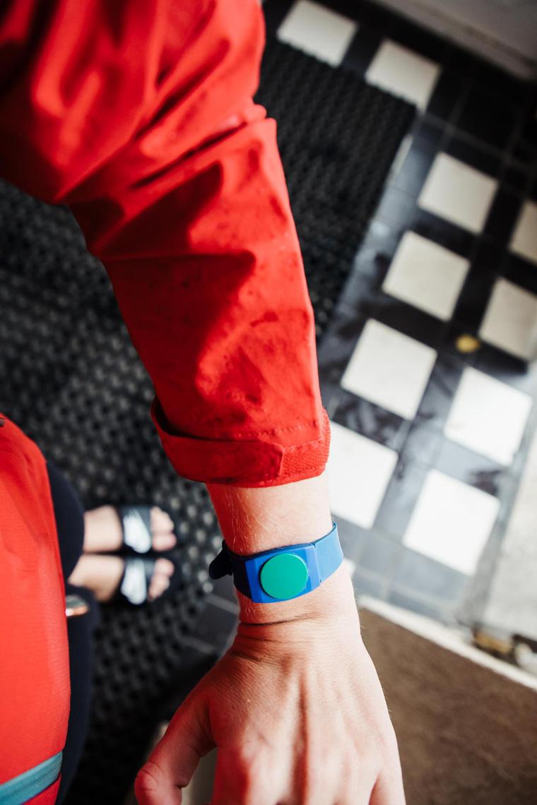 Szechenyi Thermal Baths wristband