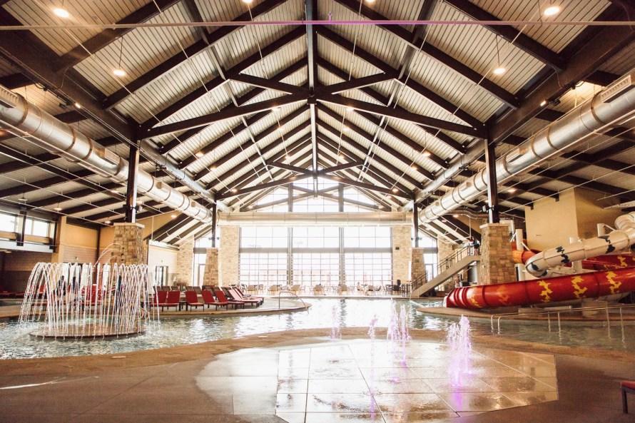 Gaylord Rockies Resort indoor pool