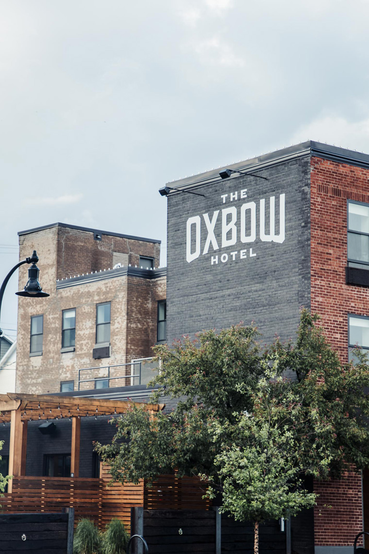 The Oxbow Hotel Eau Claire exterior