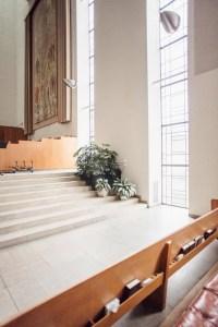 First Christian Church plants