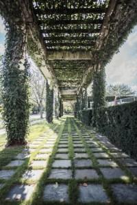 underbridge walkway