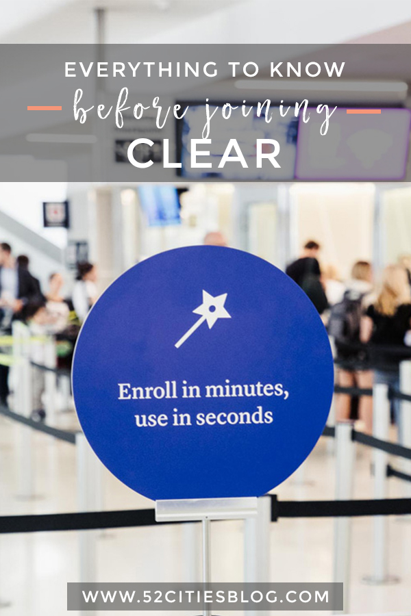 Everything to know before joining CLEAR