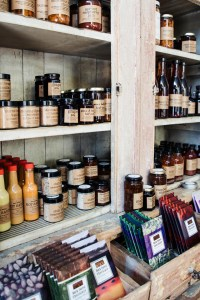 Farm Shop shelves