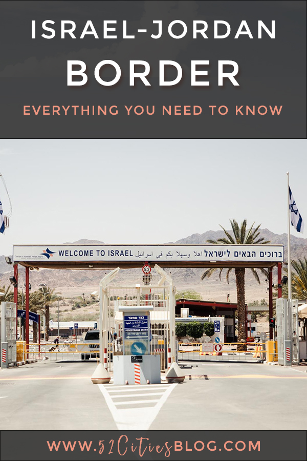 Israel Jordan border: Everything you need to know