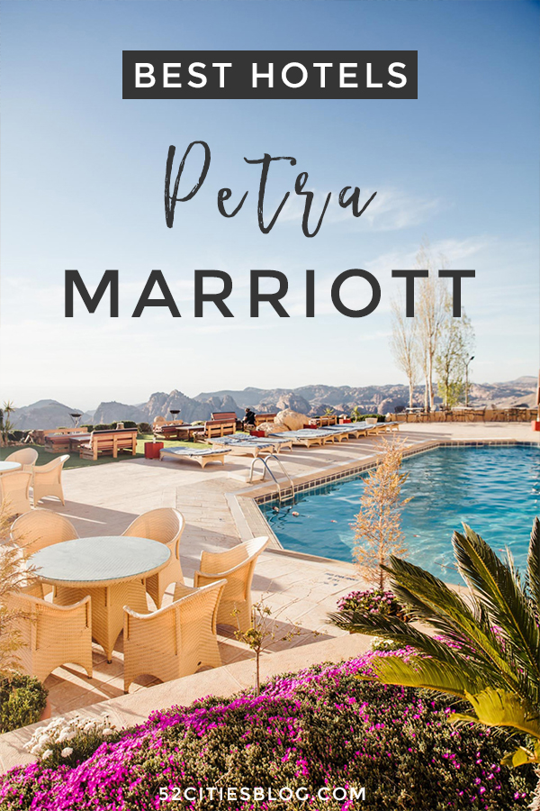 Best Hotels Petra Marriott Wadi Musa