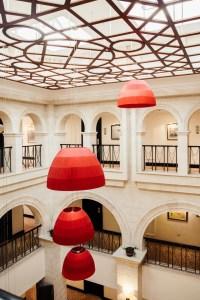 Petra Marriott interior