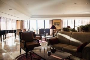 Petra Marriott lobby