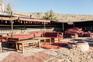Petra Marriott outdoor seating