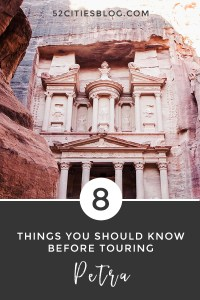8 things you should know before Petra tours