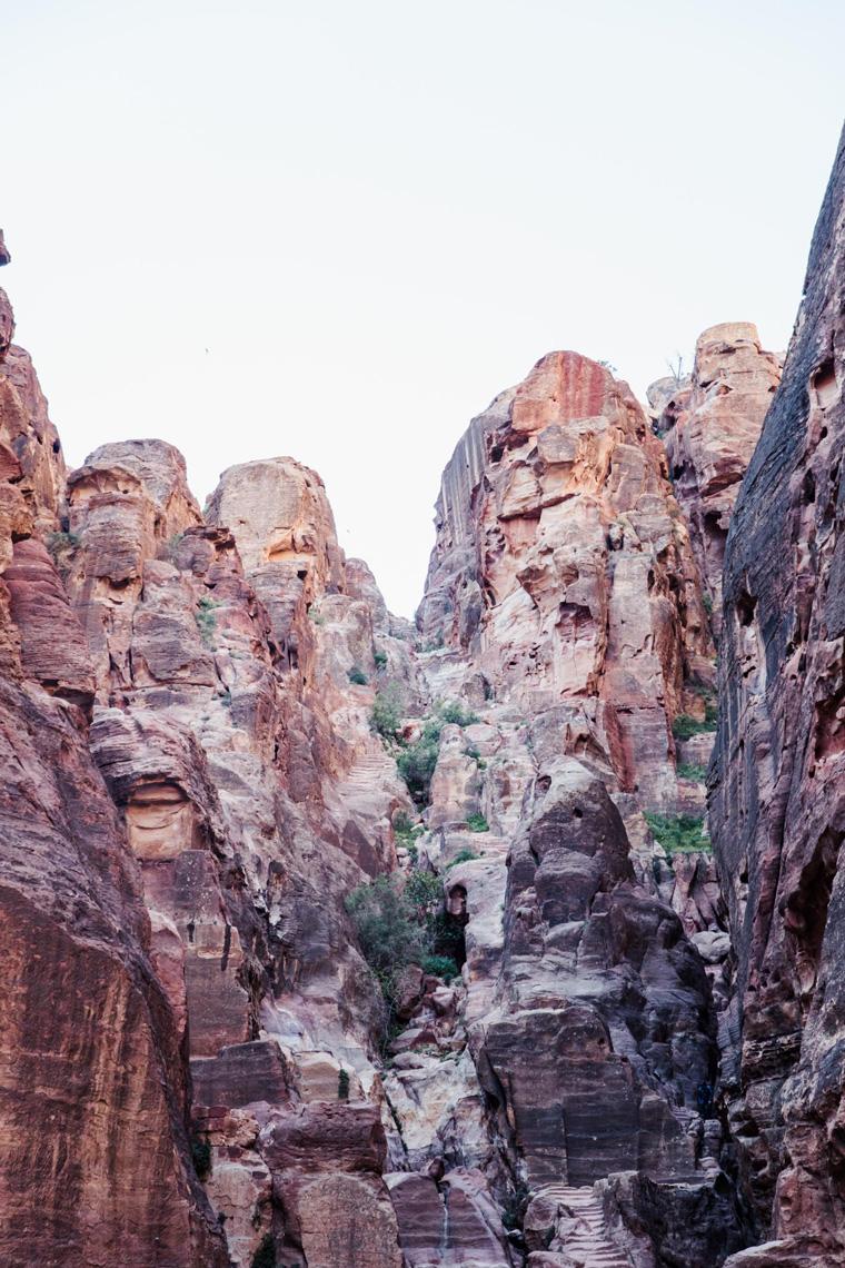 Petra mountain