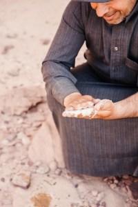 Desert soap