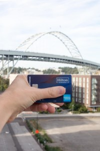 Hilton Honors Aspire credit card