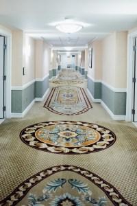 MGM Signature hallway