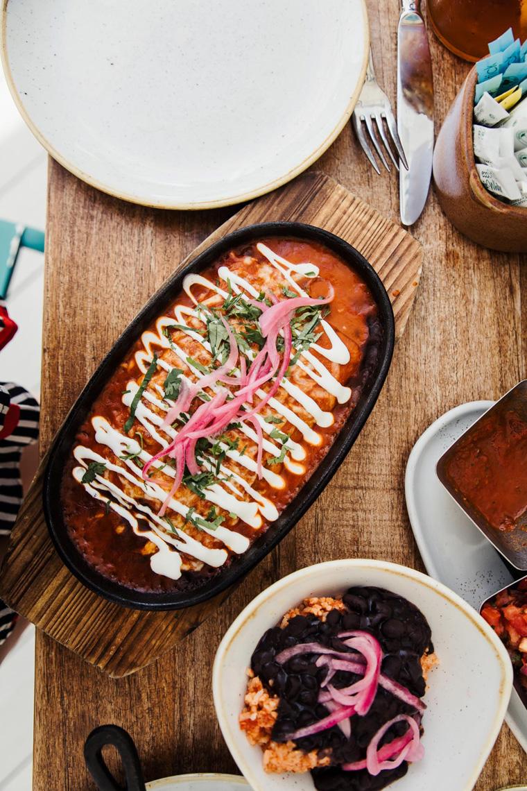 El Vez food