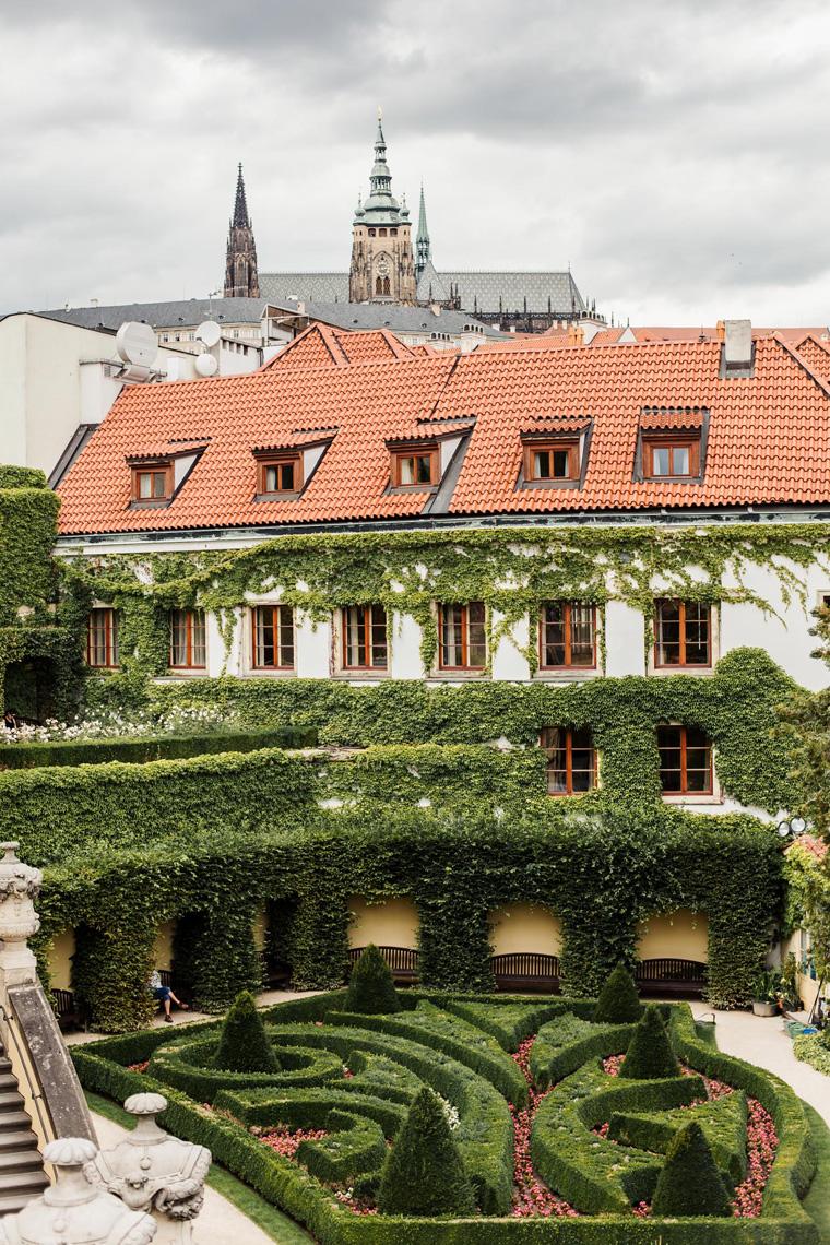 Vrtbovská zahrada - fun things to do in Prague