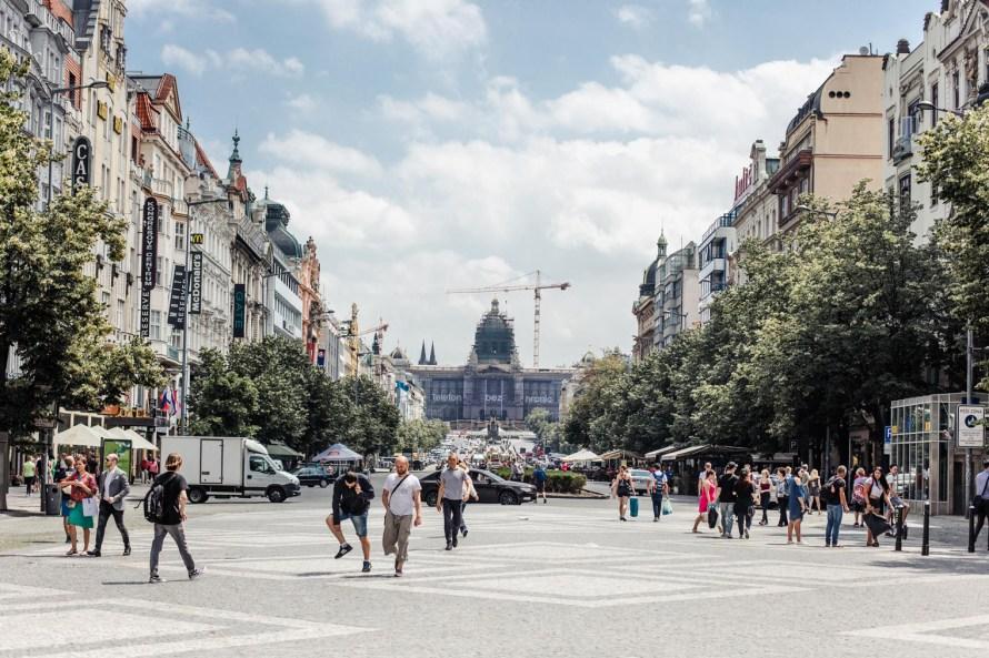 Wenceslaus Square