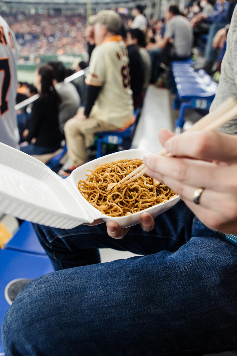 Noodles - Tokyo itinerary 7 days