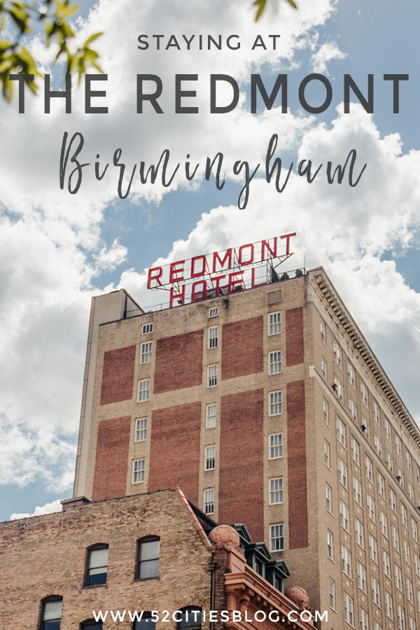 Redmont Curio Collection Hotel Birmingham
