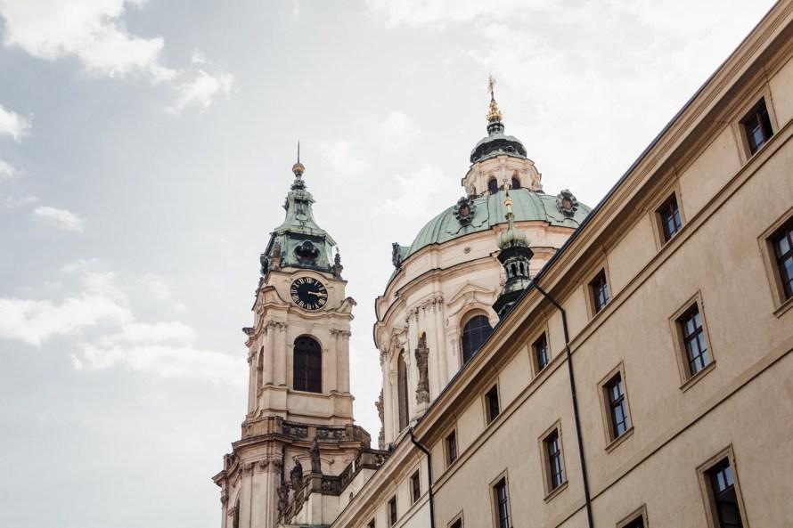 Mala Strana church