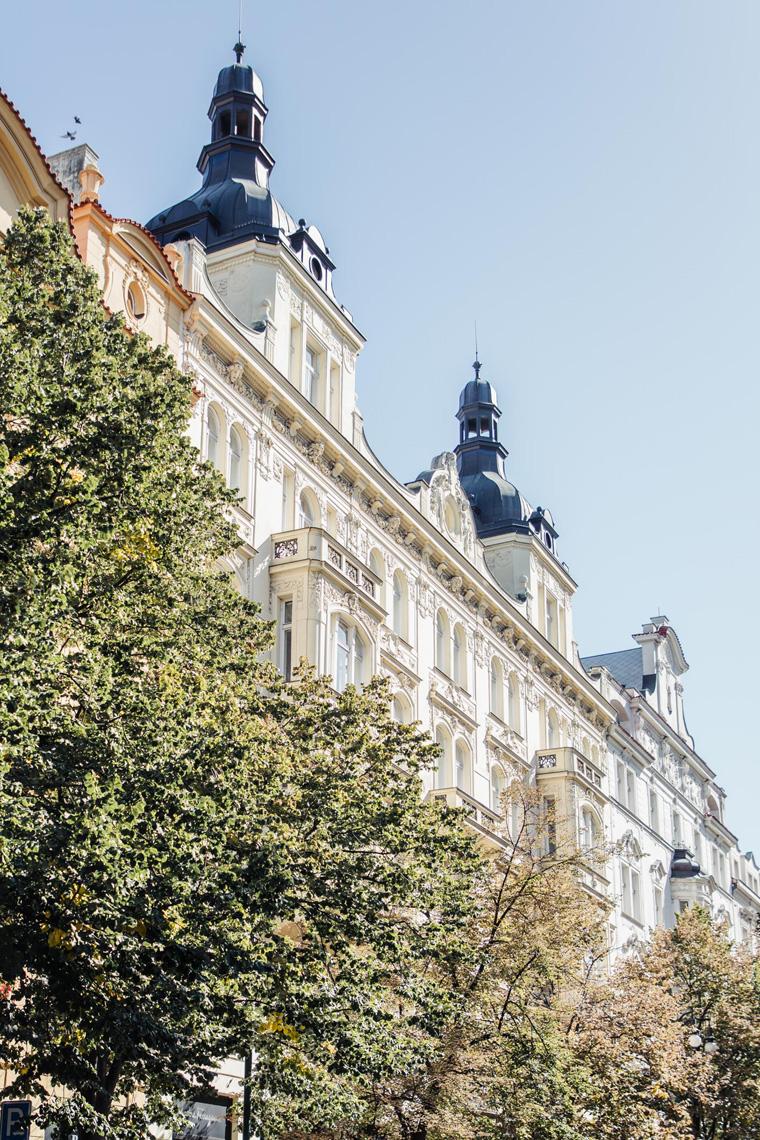 Parizska Street