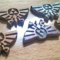 Triforce Lapel Pins