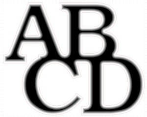 ABCD Layout