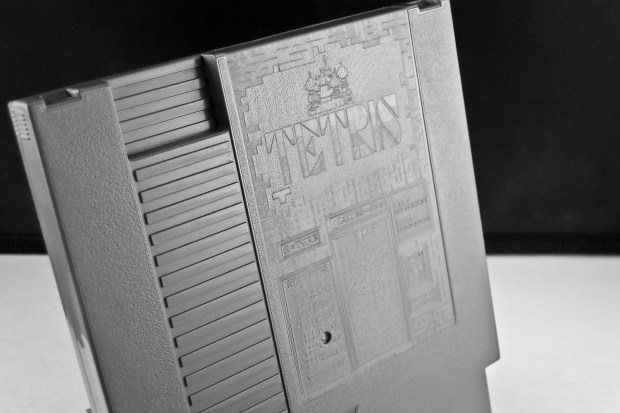 Tetris Etch