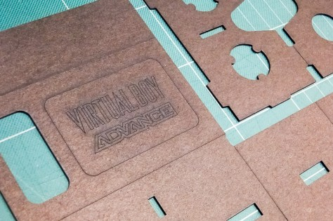"A nickname for the cardboard, ""Virtual Boy Advance."""
