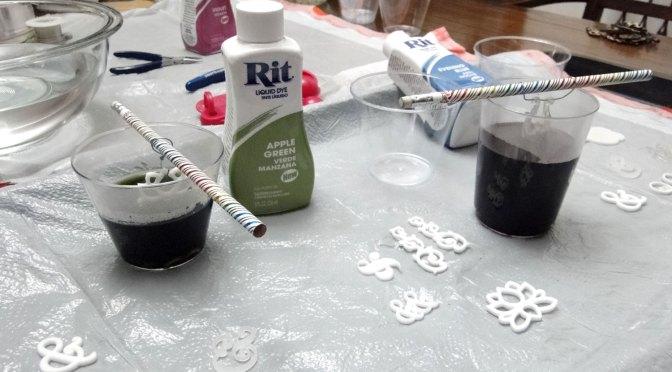 54: Dyeing Acrylic