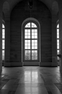 One of the main windows the observatory