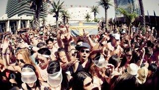 Las Vegas dayclubs