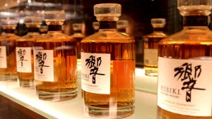 zuma las vegas Japanese whiskey