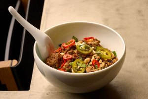 Momofuku's Chilled Spicy Noodles