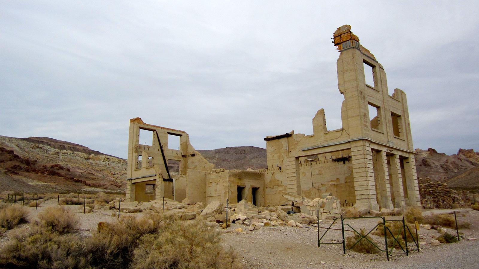 Rhyolite Ghost Town