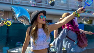 Life Is Beautiful festival fashion