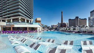 boulevard pool at the cosmopolitan of las vegas