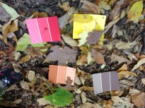 fallpaintswatchleaves