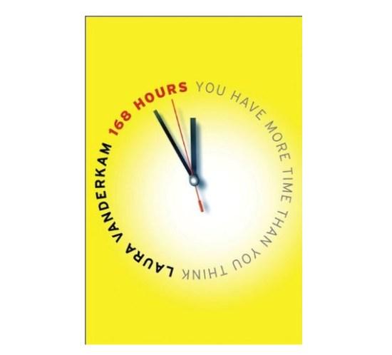 168 hours Buchcover