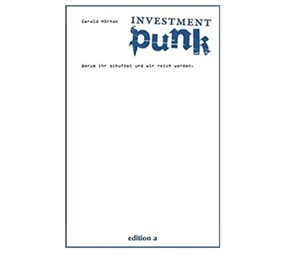 Investment Punkt Buchcover